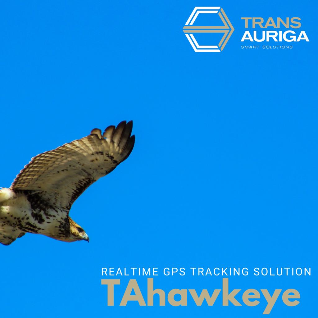 TAhawkeye Realtime GPS tracking solution flying eagle